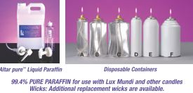 Our Liquid Paraffin Is Designed To Give Clean Odorless And Irritation Free Burning